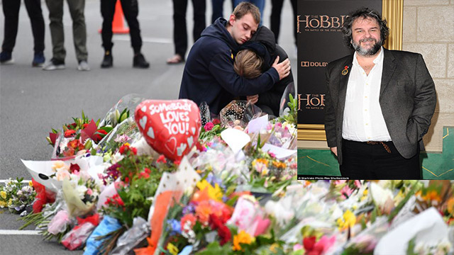'Lord of the Rings' director reacts to New Zealand incident